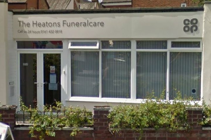 The Heatons Funeralcare, Heaton Chapel