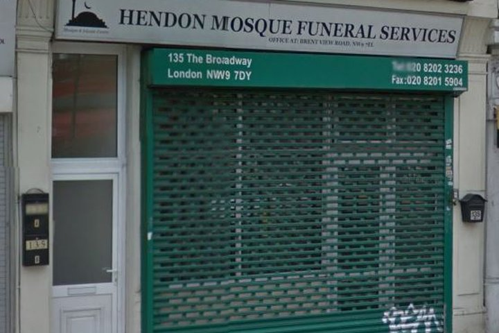 Hendon Mosque Funeral Services