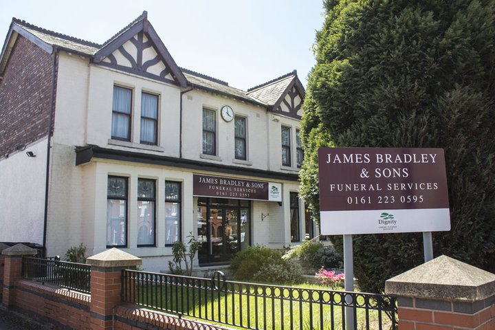 James Bradley & Sons Funeral Directors, Manchester