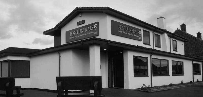 Rose Funerals, Stockton on Tees, Durham, funeral director in Durham