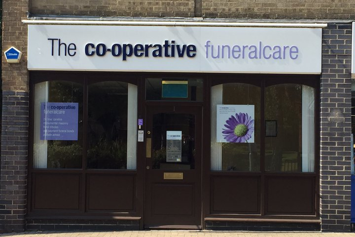 The Co-operative Funeralcare Lutterworth