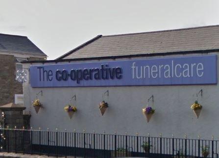 Co-op Funeralcare, Bridgend