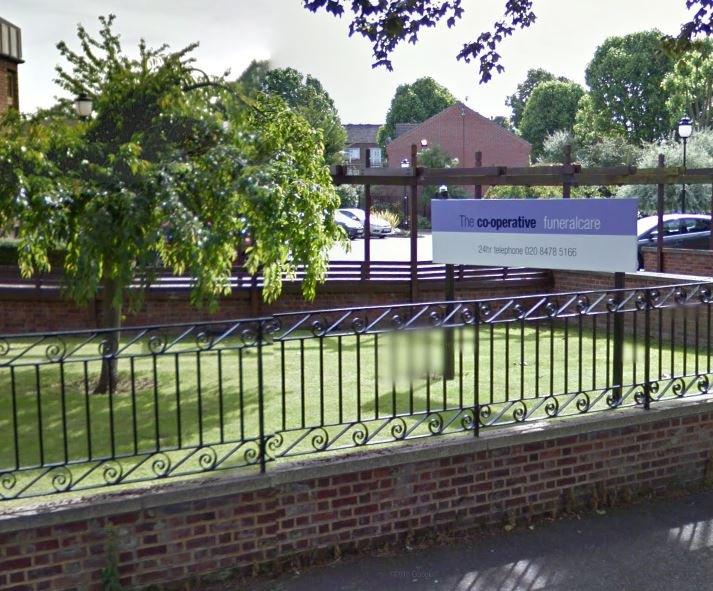 Co-op Funeralcare, Manor Park