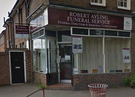 Robert Ayling Funeral Directors