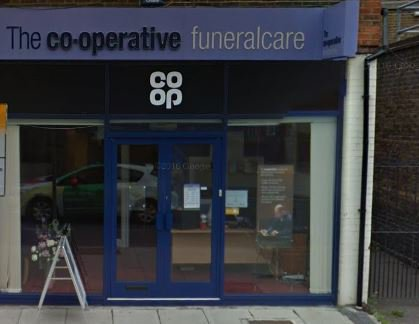 Co-op Funeralcare, Raynes Park