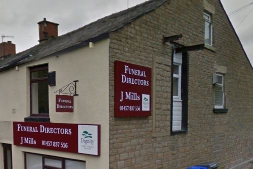 J Mills Funeral Directors, Greater Manchester, funeral director in Greater Manchester