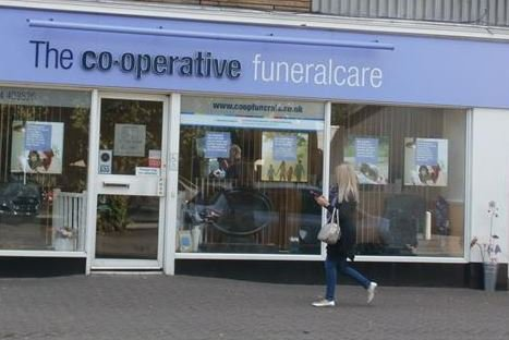 Co-operative Funeralcare (Midcounties), Kingswinford