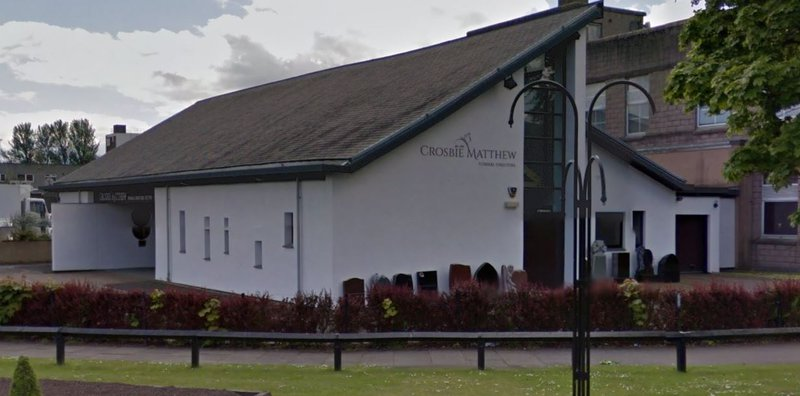 Crosbie Matthew Funeral Directors Ltd, Glenrothes