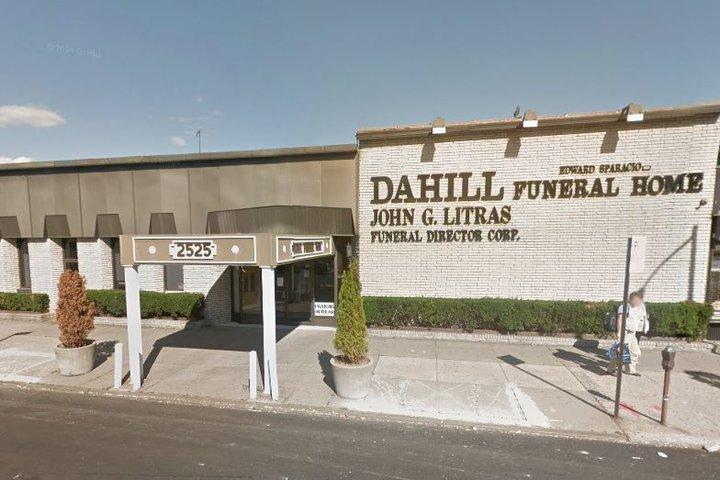 Litras Funeral Director Corporation John G