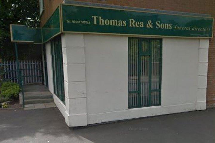 Thomas Rea & Son Funeral Directors, Stockton