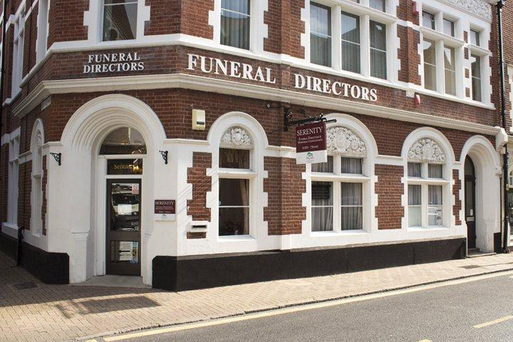 Serenity Funeral Directors Eastbourne