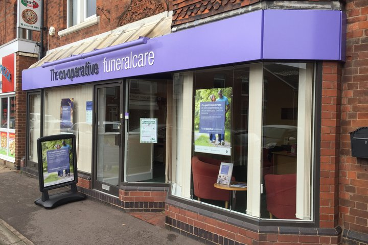 The Co-operative Funeralcare Syston