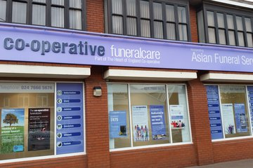 The Co-operative Funeralcare inc. Asian Funeral Services