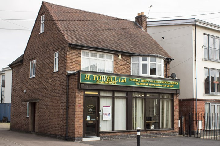 H Towell Funeral Directors, Sileby