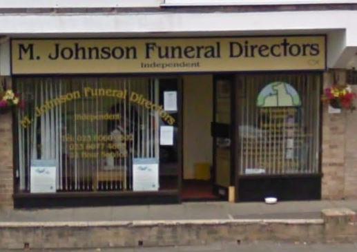 M Johnson Family Independent Funeral Directors