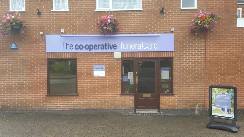 The Co-operative Funeralcare Birstall, Leicester, funeral director in Leicester