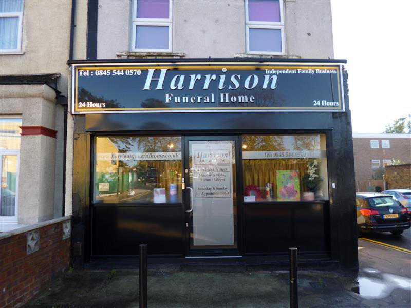 Harrison Funeral Home, Enfield