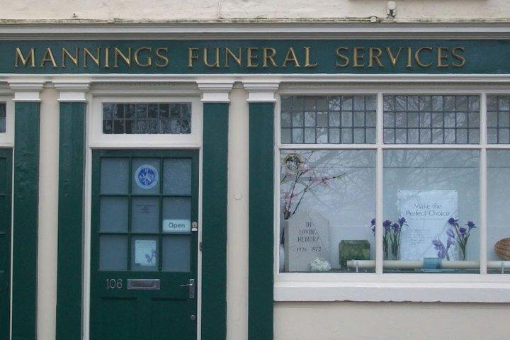 G Mannings Funeral Directors Ltd
