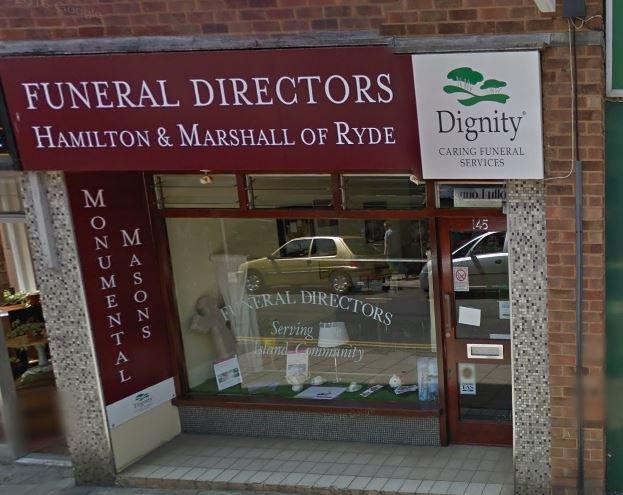 Hamilton & Marshall Of Ryde Funeral Directors