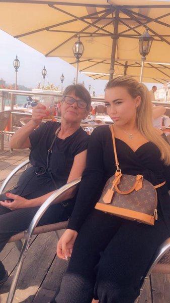 Mum & Charlie x