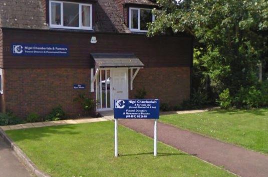 Nigel Chamberlain & Partners Ltd
