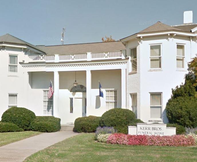 Kerr Brothers Funeral Home, Lexington Main St