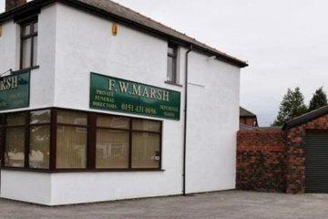 F.W Marsh Funeral Directors, Prescot