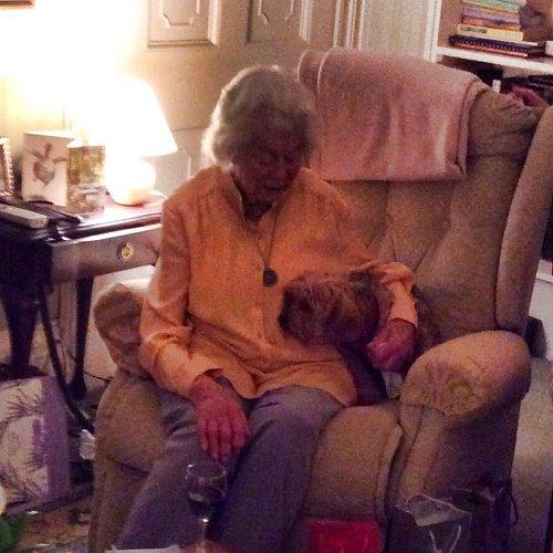 Mum with Zodi