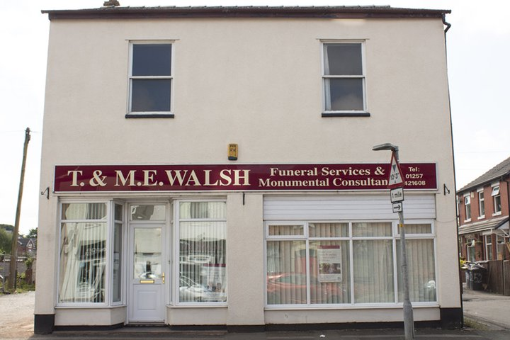 T & M Walsh Funeral Directors