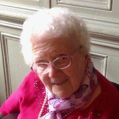 Marjorie Joan Frances Bridgewater