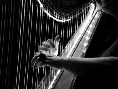 Healing music at the end of life