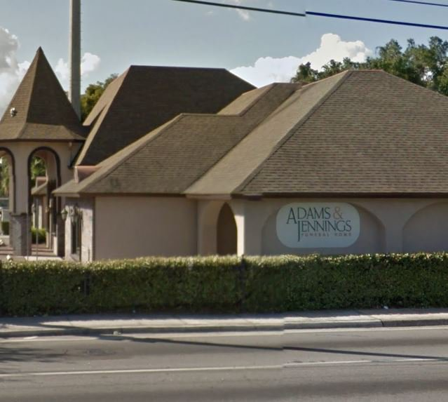 Eastside Funeral Home, Tampa