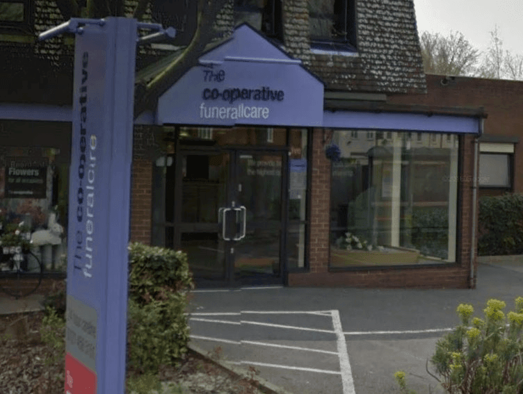 The Co-operative Funeralcare Stirchley, Birmingham, funeral director in Birmingham