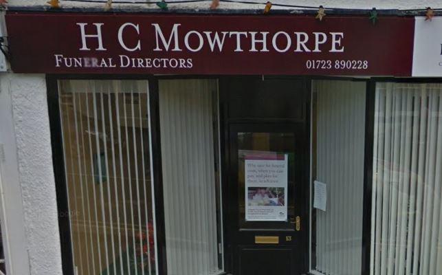 H C Mowthorpe Funeral Directors