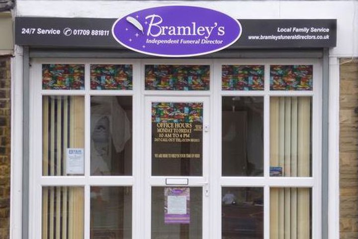 Bramley's Independent Funeral Director, Goldthorpe