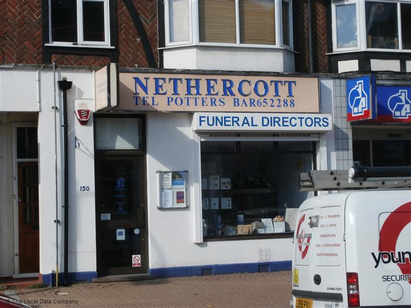 Chas A Nethercott & Son Ltd, Potters Bar