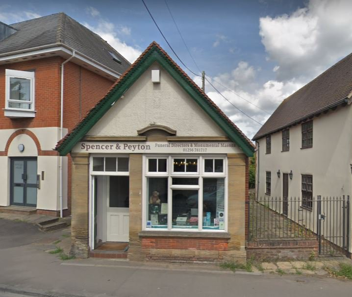 Spencer & Peyton, Hook, Hampshire, funeral director in Hampshire