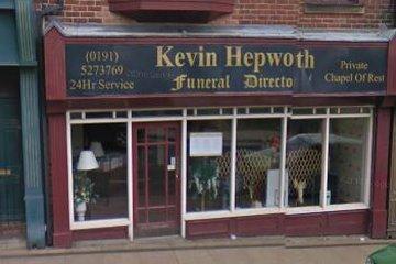 Kevin Hepworth Funeral Director