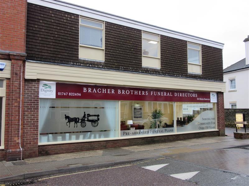 Bracher Brothers Funeral Directors, Gillingham