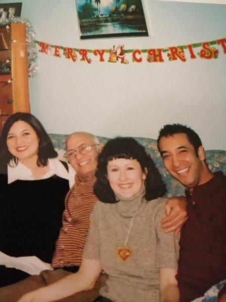A happy Christmas x