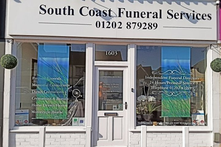 South Coast Funeral Services Limited