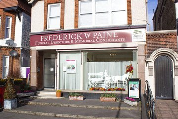 Frederick W Paine Funeral Directors, Norbiton