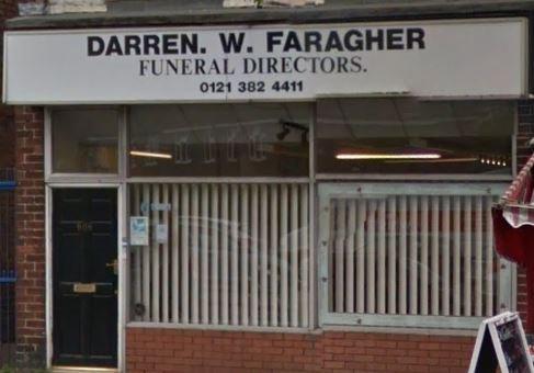 Darren W Faragher Funeral Directors