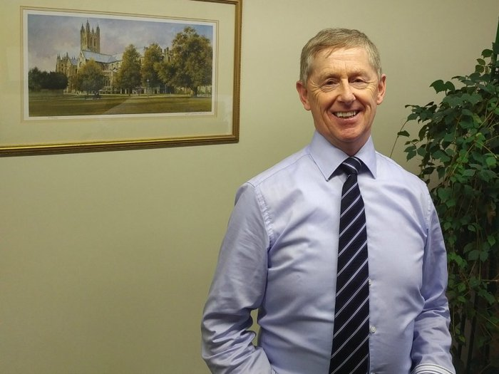 Matters of Life and Death – Funeral director John Weir