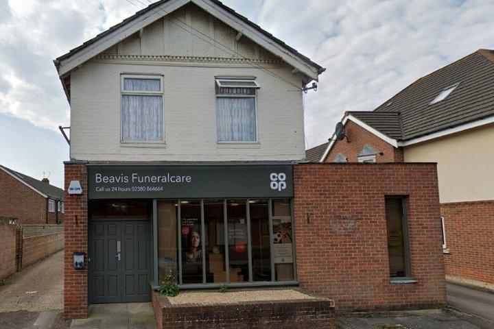 Beavis Funeralcare, Totton