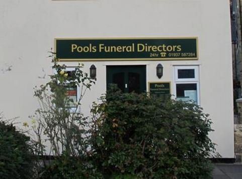 Pools Funeralcare, Wetherby