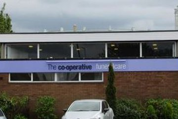 The Co-operative Funeralcare, Salford