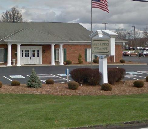 Dwayne R. Spence Funeral Home, Pickerington