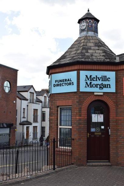 Melville Morgan Funeral Directors, Lisburn Road, County Antrim, funeral director in County Antrim
