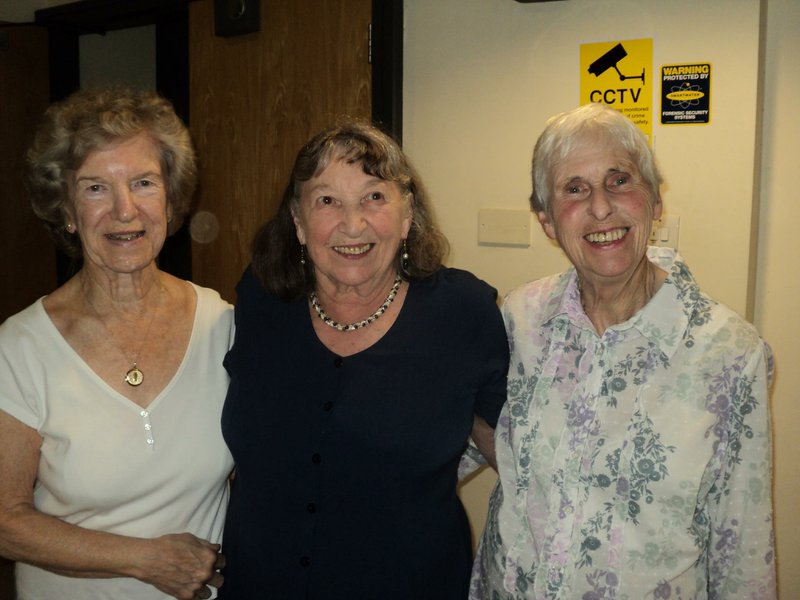 The legendary mums of Rushleigh Road. 46 years of popping in for tea!